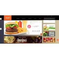 FoodGood Template 3