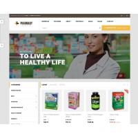 Pharmacy Template 2