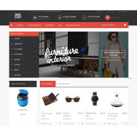 ZoneShop Template 1