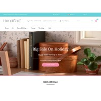 Handcraft Store Template